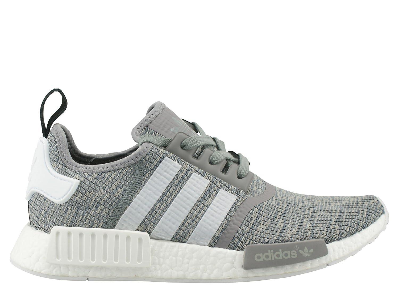 Nmd Heather Solid Adidas r1 Footwear Originals White Grey Dark vnPqqr5wX