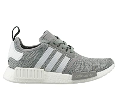 new product c72d9 2b507 adidas Originals NMDR1 Unisex-Sneaker BB2886 Solid Grey Gr. 44 (UK 9,