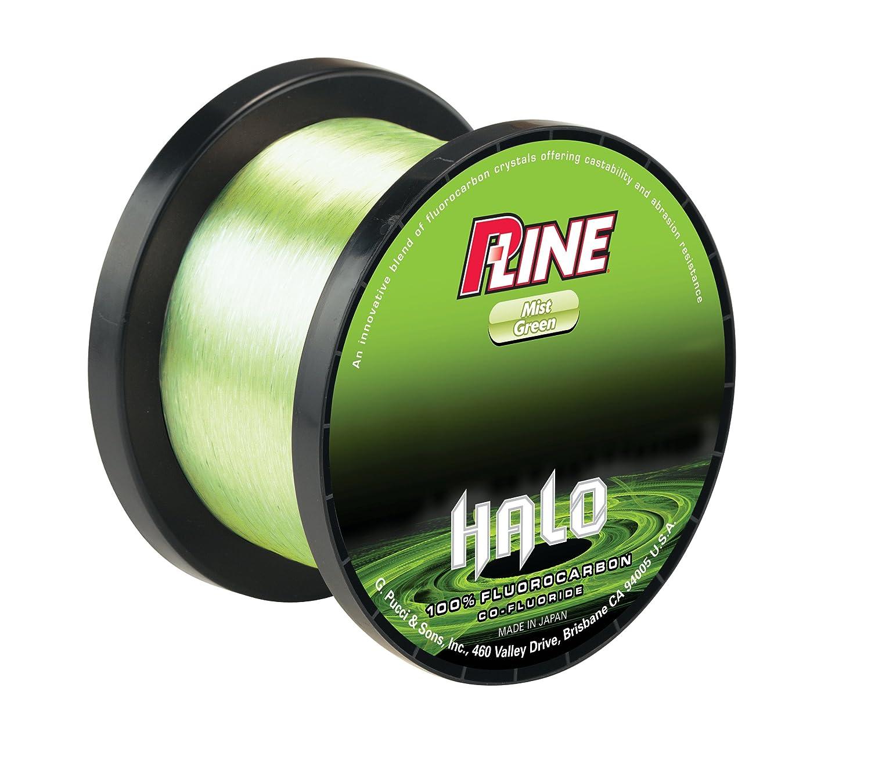 【待望★】 p-line p-line Halo Fluorocarbon Fluorocarbon Mistグリーン釣りライン2000 YDバルクスプール 8-Pound B00979UV8Q 8-Pound, RindaRinda:0987826a --- a0267596.xsph.ru