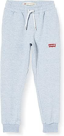 Levi's kids Lvb Slouchy Knit Jogger Pantalón, Niñas