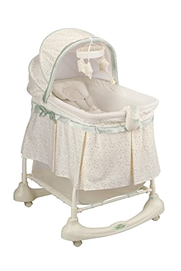Amazon Kolcraft Cuddle N Care 2 In 1 Bassinet And Incline