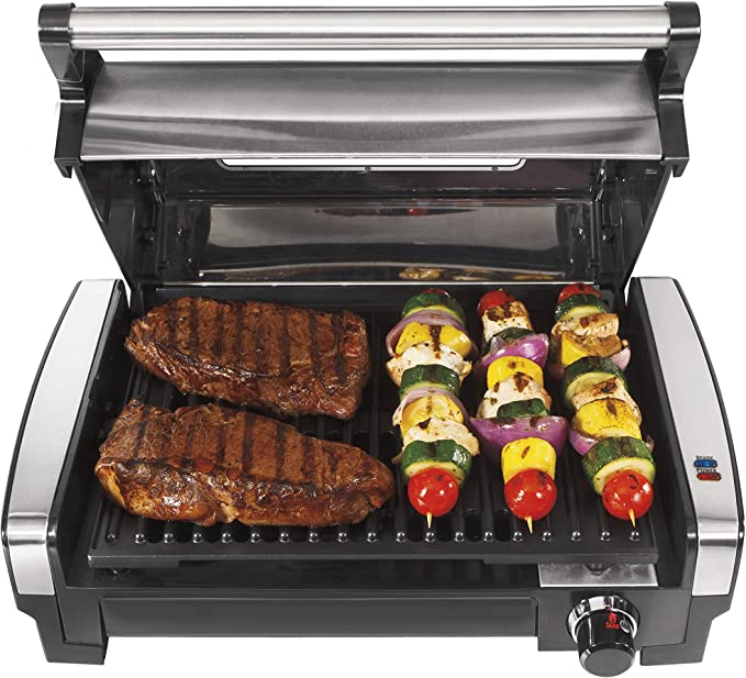 Hamilton Beach Electric Indoor Searing Grill - Best Pick