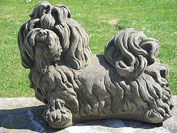 Dragonstone Shih Tzu Dog Statue