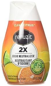 Renuzit Citrus Sunburst Air Freshener 7.0 oz (Pack of 12)