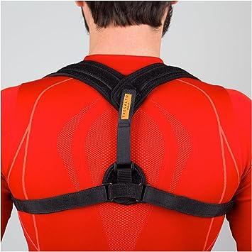 VOULEUX - corrector de postura recta plana, hombro espalda ...