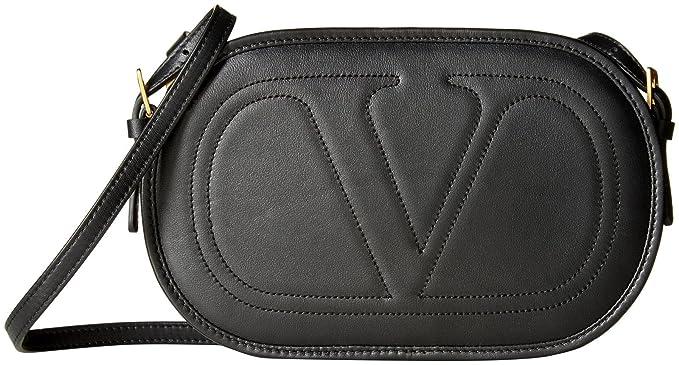 486a85e951 Amazon.com: Valentino Crossbody Bag, Black: Clothing