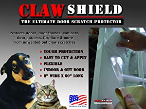 Claw Shield Toughest Scratch Protector - Pet Claw Barrier System