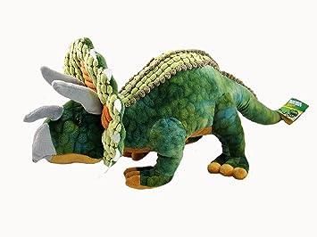 """DINOSAUR ANIMAL PLANET - Peluche Dinosaurio """"Triceratops"""" ..."""