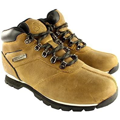 bef7602d756f Timberland Mens Splitrock 2 Earthkeepers Hiker Lace Up Ankle Boots New UK  7-12