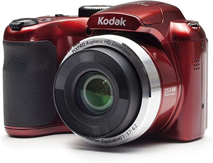Kodak Pixpro Az252 Digitale Brückenkamera Mit 16 Kamera