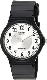 92f42b185b71 Casio MQ-24-7B3LLEF - Reloj analógico de Cuarzo para Hombre con Correa de