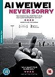 Ai WeiWei: Never Sorry [DVD] [Import anglais]