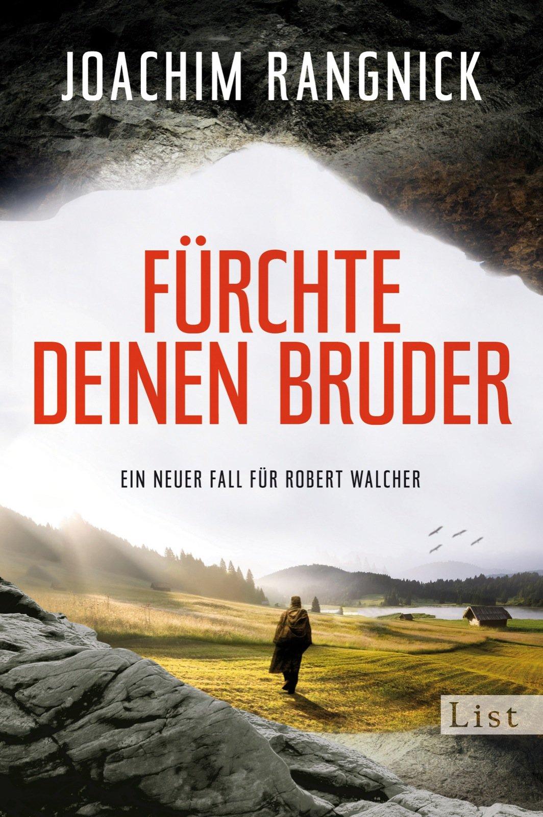 Fürchte deinen Bruder: Ein neuer Fall für Robert Walcher (Ein Robert-Walcher-Krimi, Band 10)