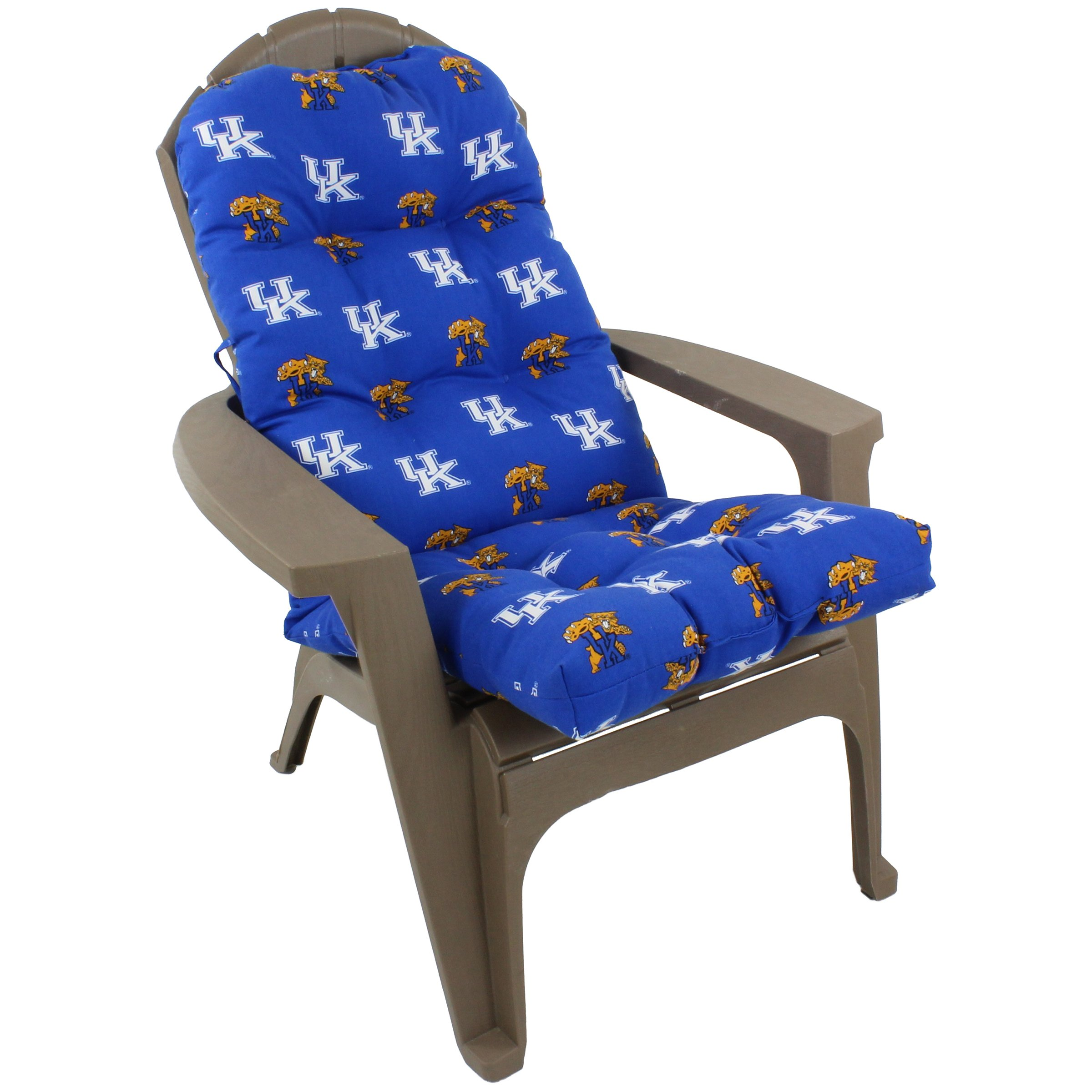 College Covers Kentucky Wildcats Adirondack Cushion by College Covers (Image #3)