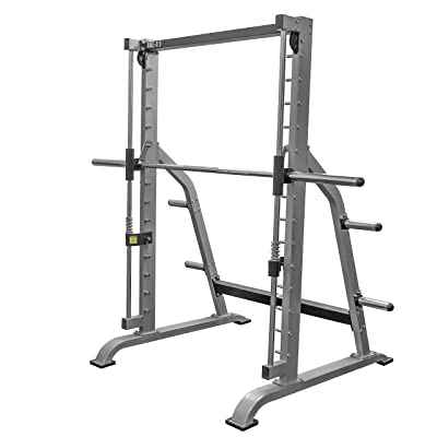 Valor Fitness BE-11 Smith Machine Squat Rack