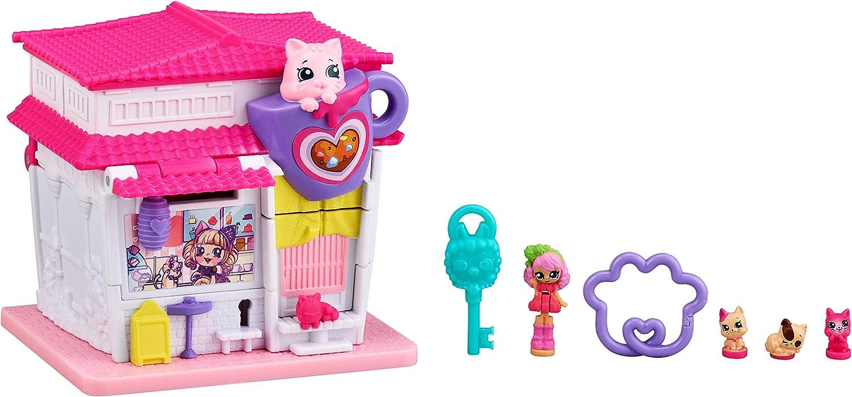 Shopkins Lil Secrets Secret Shops - Cutie Cat Café, 57714