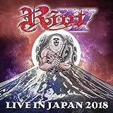Live in Japan.. -CD+Blry-