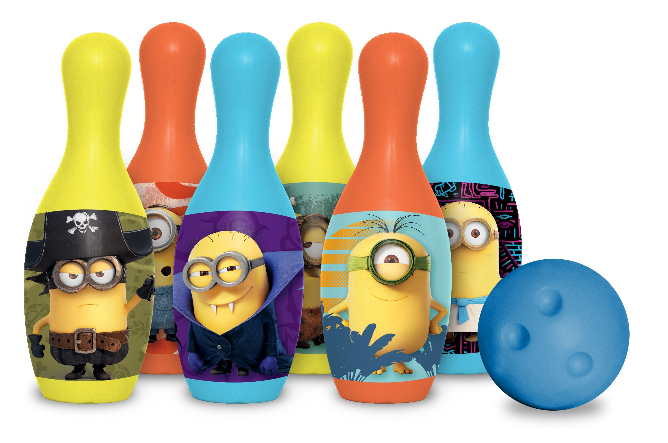 Minions Bowling Set