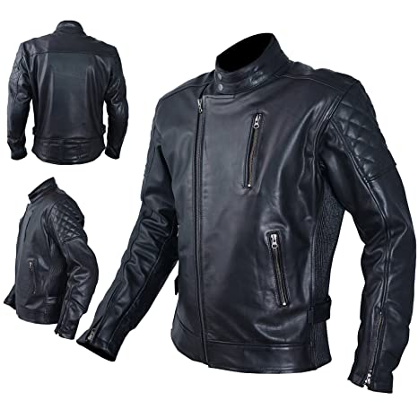 Amazon Moto Giacca Amazon Pelle Uomo EW29HDI