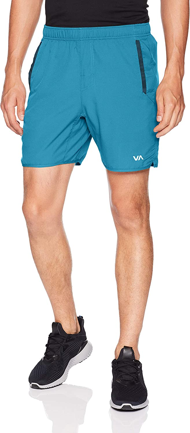 RVCA Men's Yogger Sport Short
