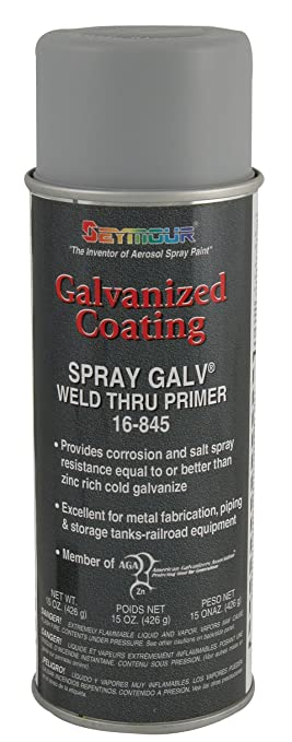 Seymour 16-845 Primer, Spray Weld Through - Spray Paints - Amazon.com