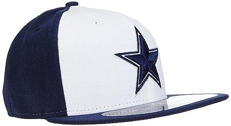08828b96ad3a5 A NEW ERA Era Gorra de béisbol para adulto gorro de NFL On field Dallas  Cowboys