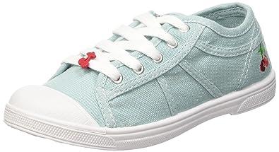 Basic Chaussures Baskets Cerises Des Temps Le 02 fille qt7ZCaS
