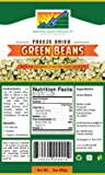 Mother Earth Products Freeze Dried Green Beans (2 Cup Mylar)