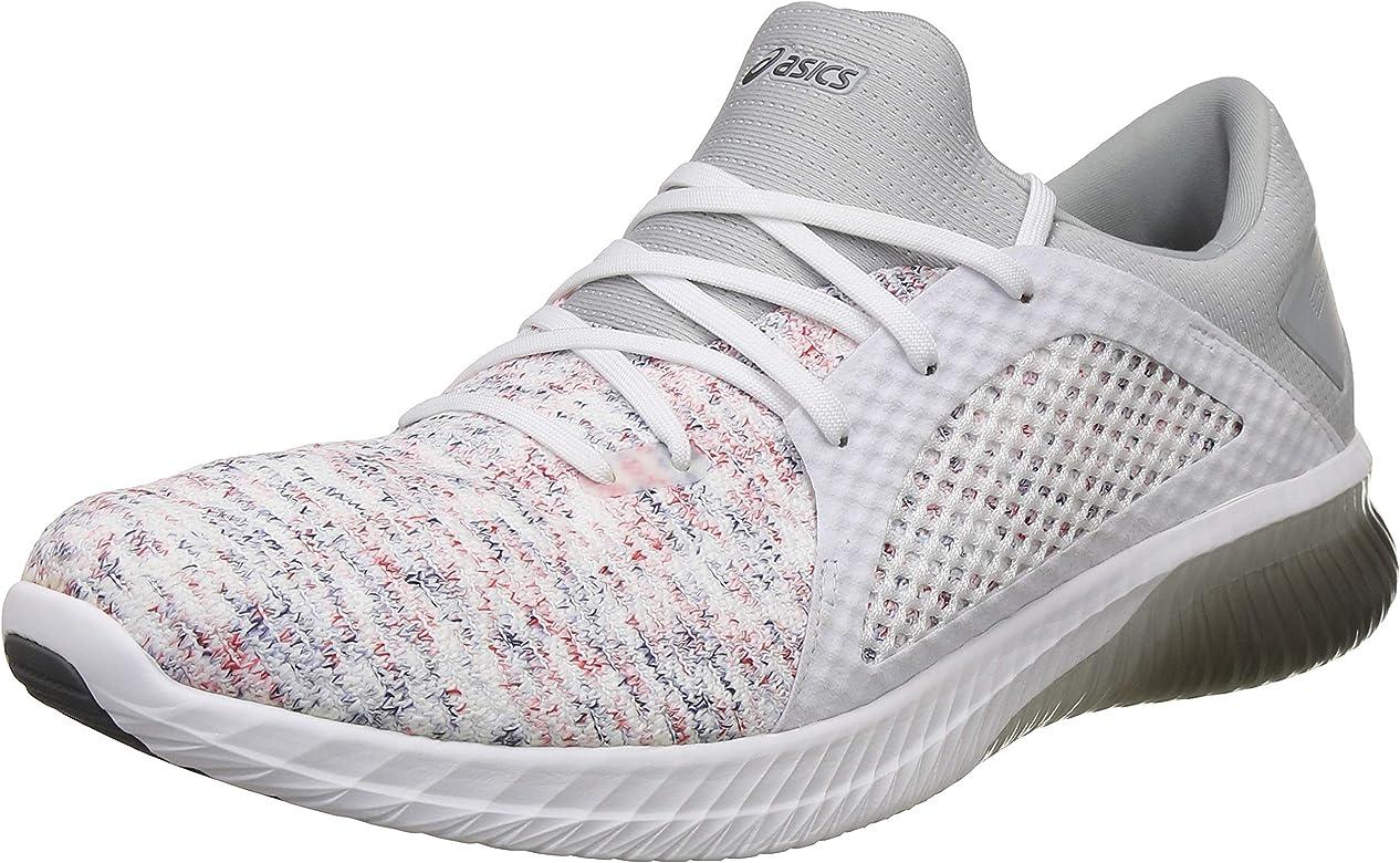 Asics Gel-Kenun Knit Zapatillas para Correr - 43.5: Amazon.es: Zapatos y complementos