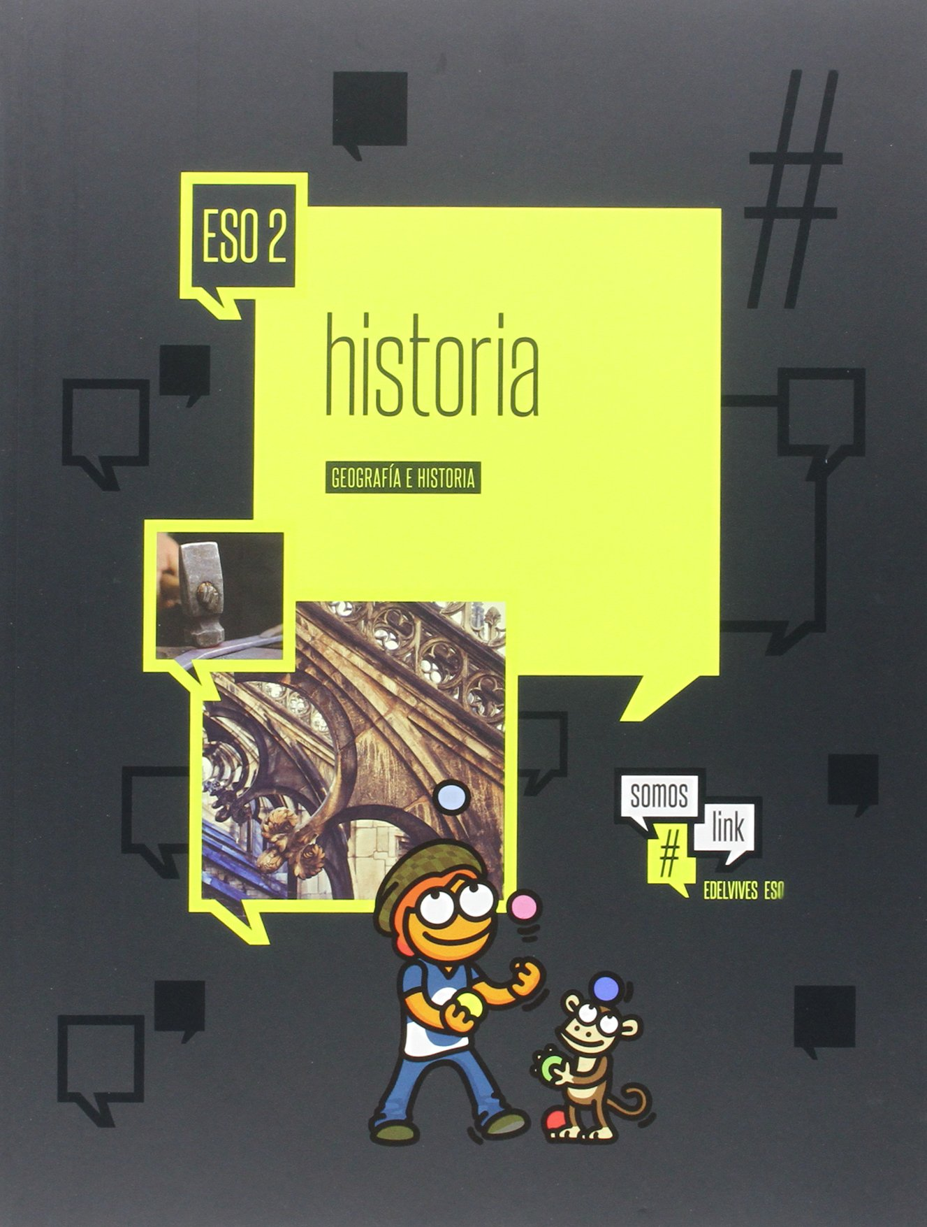 Geografía e Historia 2 º ESO Tres volumenes Somoslink ...