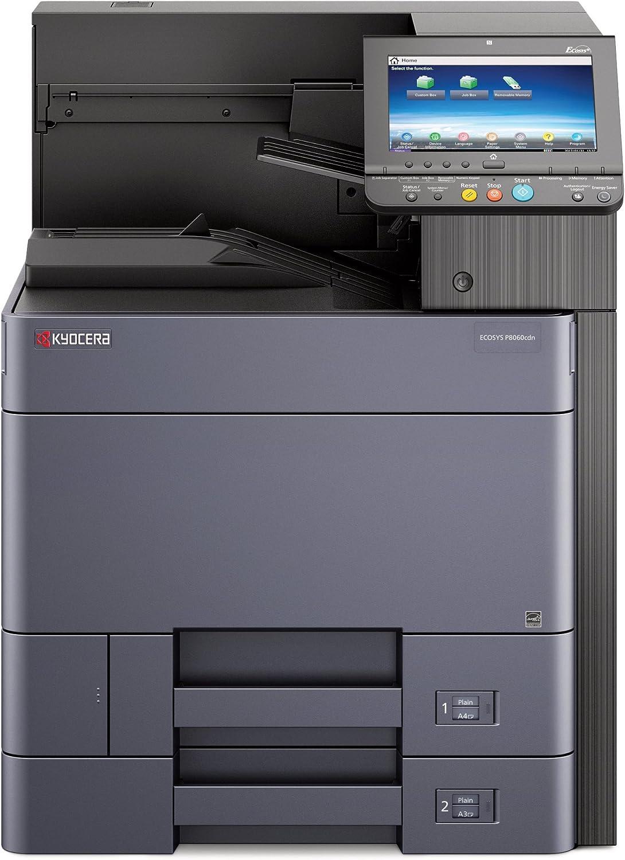 KYOCERA ECOSYS P8060cdn Color 1200 x 1200 dpi A3 - Impresora láser ...
