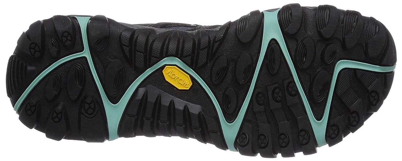 Merrell Women's All Out Blaze Aero Sport Hiking Water Shoe B00KZIUCOG 8.5 B(M) US|Black/Aventurine