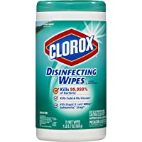 Clorox Disinfecting Wipes Fresh Scent, Bleach Free Cleaning Wipes - 75 Wipes