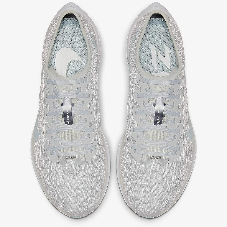 Nike WMNS Zoom Pegasus Turbo 2, Chaussures de Trail Femme Pure Platinum Ocean Cube Wolf Grey White