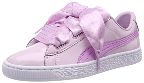 Puma Basket Heart Stars Jr, Zapatillas para Niñas: Amazon.es: Zapatos y complementos
