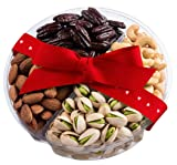 Mother's Day Gourmet Nuts Gift Baskets | Medium
