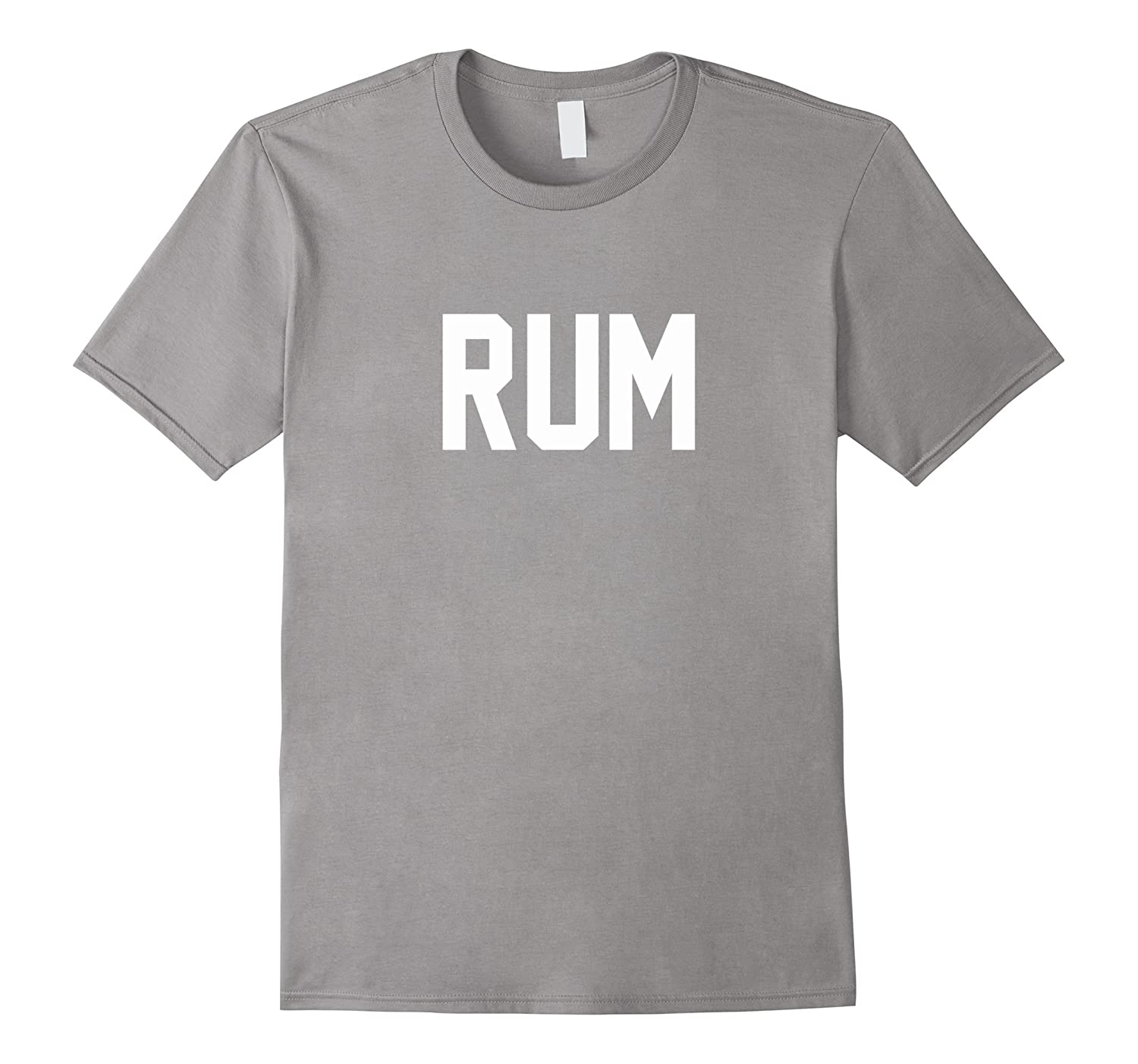 Rum Shirt for Halloween Couples Costume: Rum and Cola-T-Shirt
