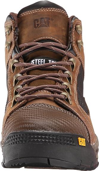 Convex Mid Steel Toe Work Boot