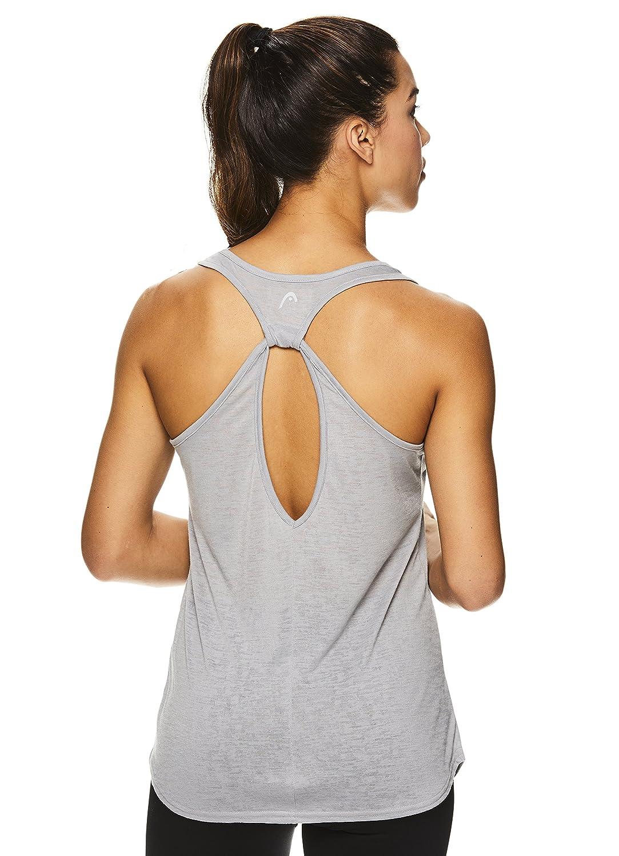 f25d77abd5d3ec Top2  Mippo Women s Open Back Yoga Shirt Tie Back Workout Clothes Racerback Tank  Tops