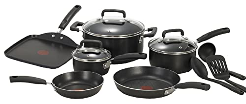 T-fal Signature Nonstick Expert Thermo-Spot Heat Indicator Dishwasher Safe Cookware Set Review