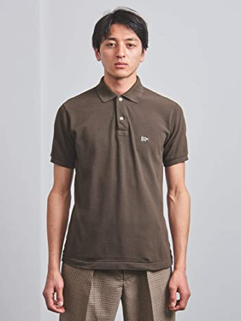 Scye Basics Polo Shirt 5119-21605: Dark Brown