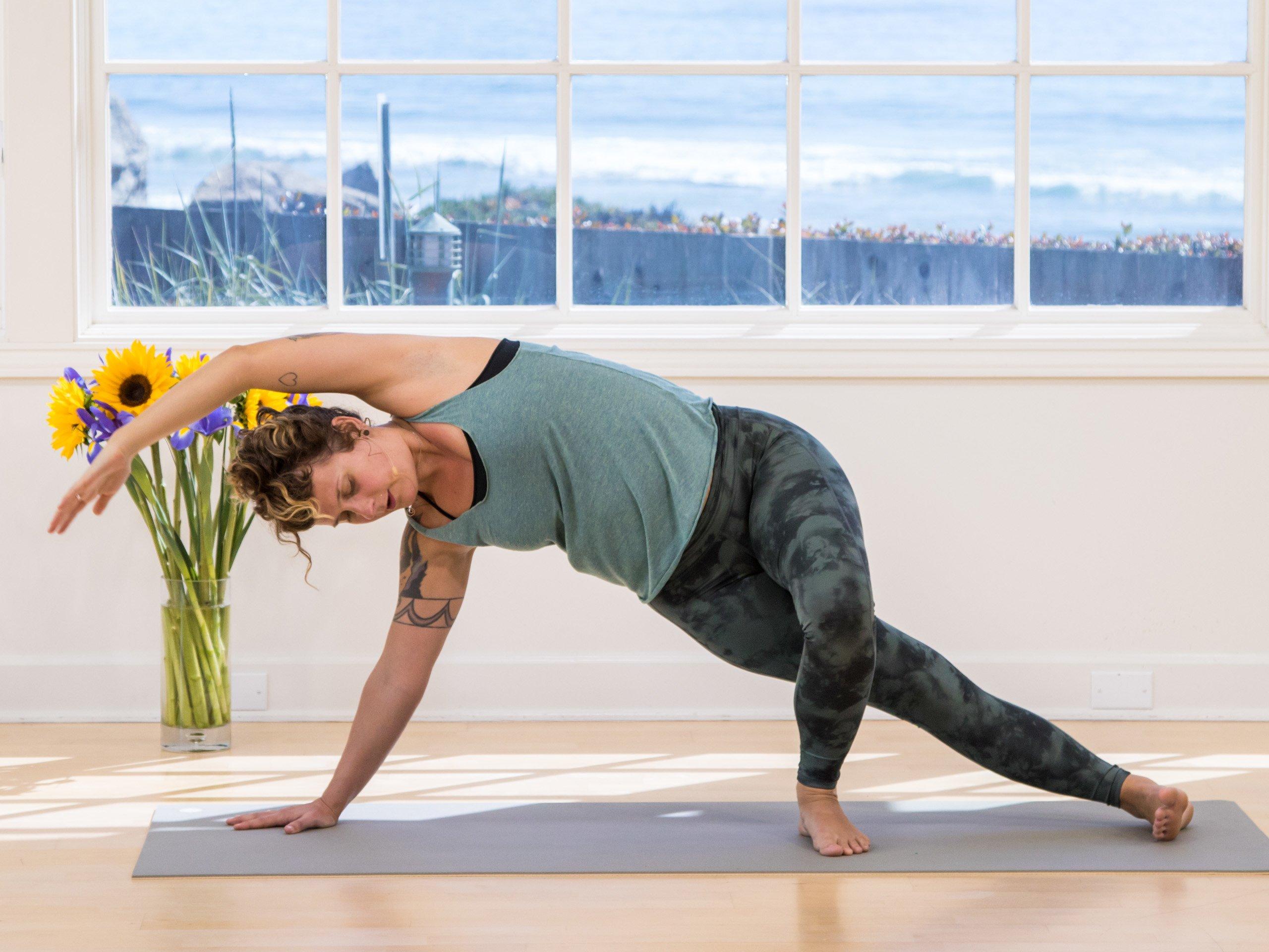 Watch The Yoga Flow Show - Season 2   Prime Video