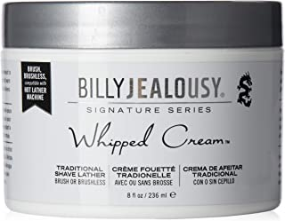 product image for Billy Jealousy Whipped Cream Traditional Shave Lather, 8 Oz