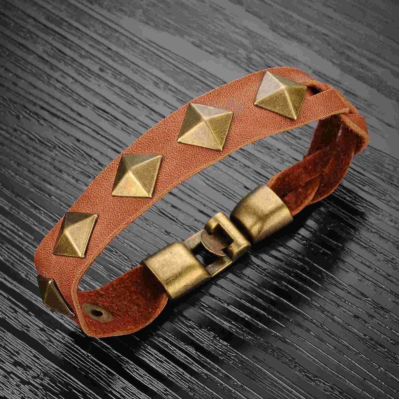 ANAZOZ Jewelry Mens Fashion Cuff Bracelet