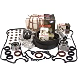 95-03 Lexus Toyota 3.0 SOHC 24V 1MZFE Timing Belt Kit w/ Hydraulic Tensioner GMB Water Pump Valve Cover Gasket
