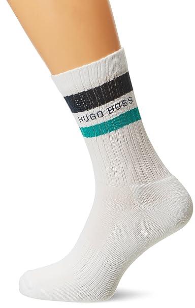 BOSS STRIPE - Calcetines - white moPkQR
