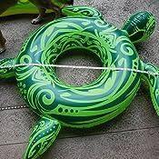 Amazon.com: Coco de flotador gigantesca piscina hinchable 8 ...