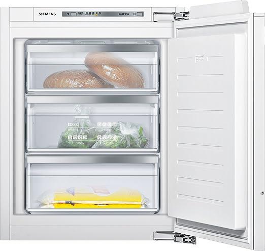 Siemens GI11VAD30 - Congelador (Vertical, 72 L, 8 kg/24h, SN-T, A ...