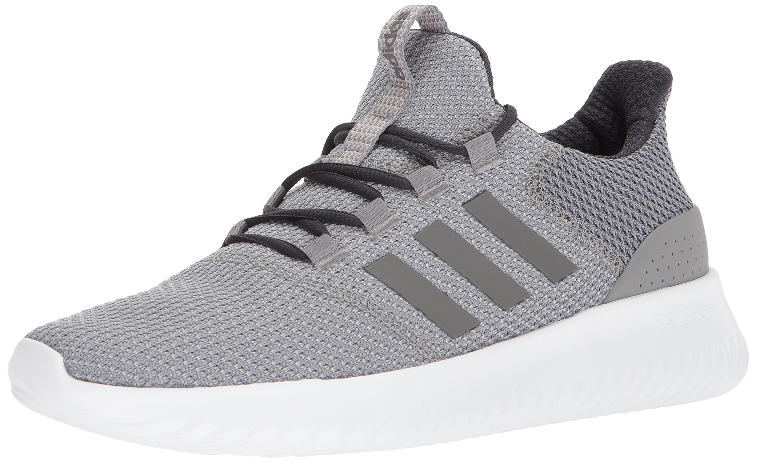 save off 9bf8d 6d1bb Galleon - Adidas Men s Cloudfoam Ultimate Sneaker, Grey Three Fabric, Grey  Four Fabric, Carbon, 8.5 M US