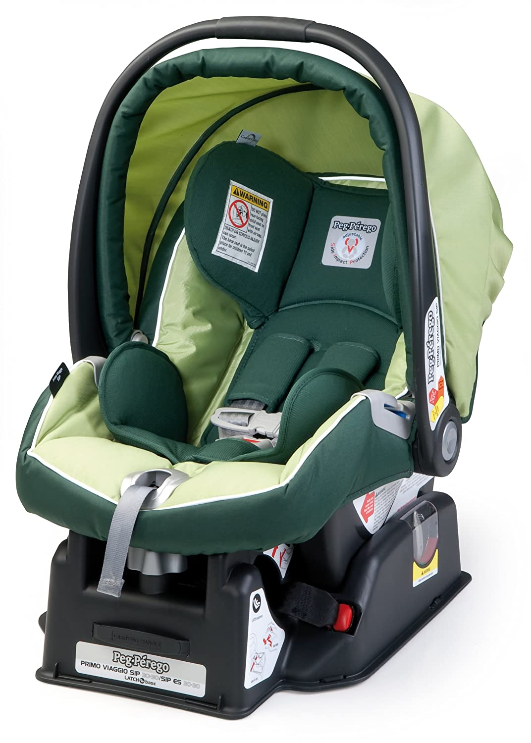 Amazon.com : Peg-Perego Primo Viaggio Infant Car Seat, Myrto ...